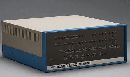 MITS Altair Simulator